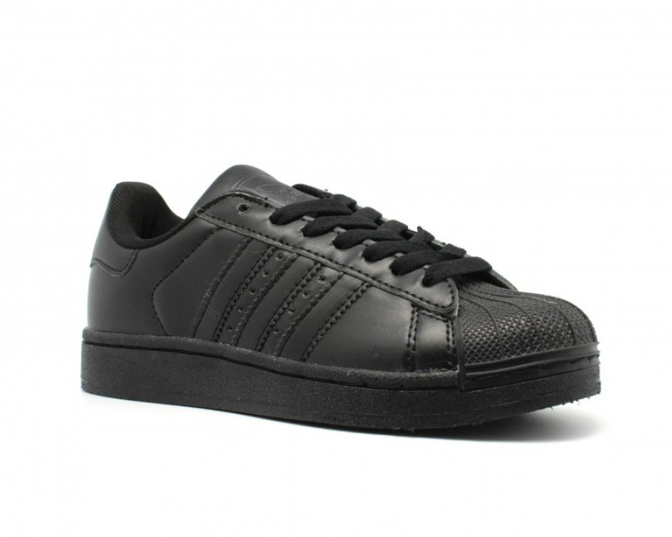 ADIDAS SUPERSTAR черные