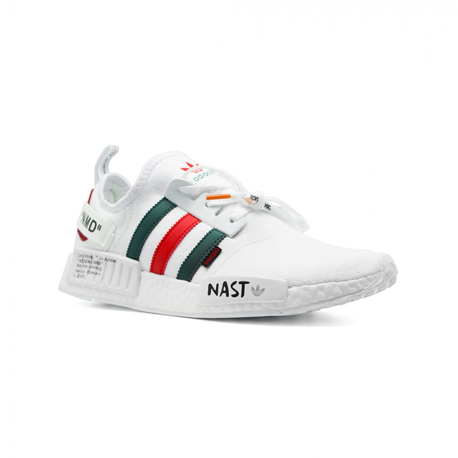 ADIDAS NMD X OFF WHITE белые