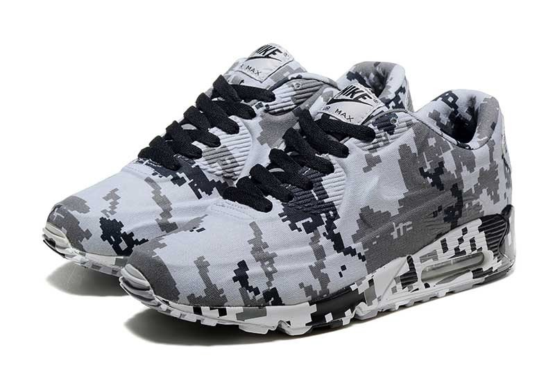 Кроссовки NIKE AIR MAX 90 VT CAMO COUNTRY military