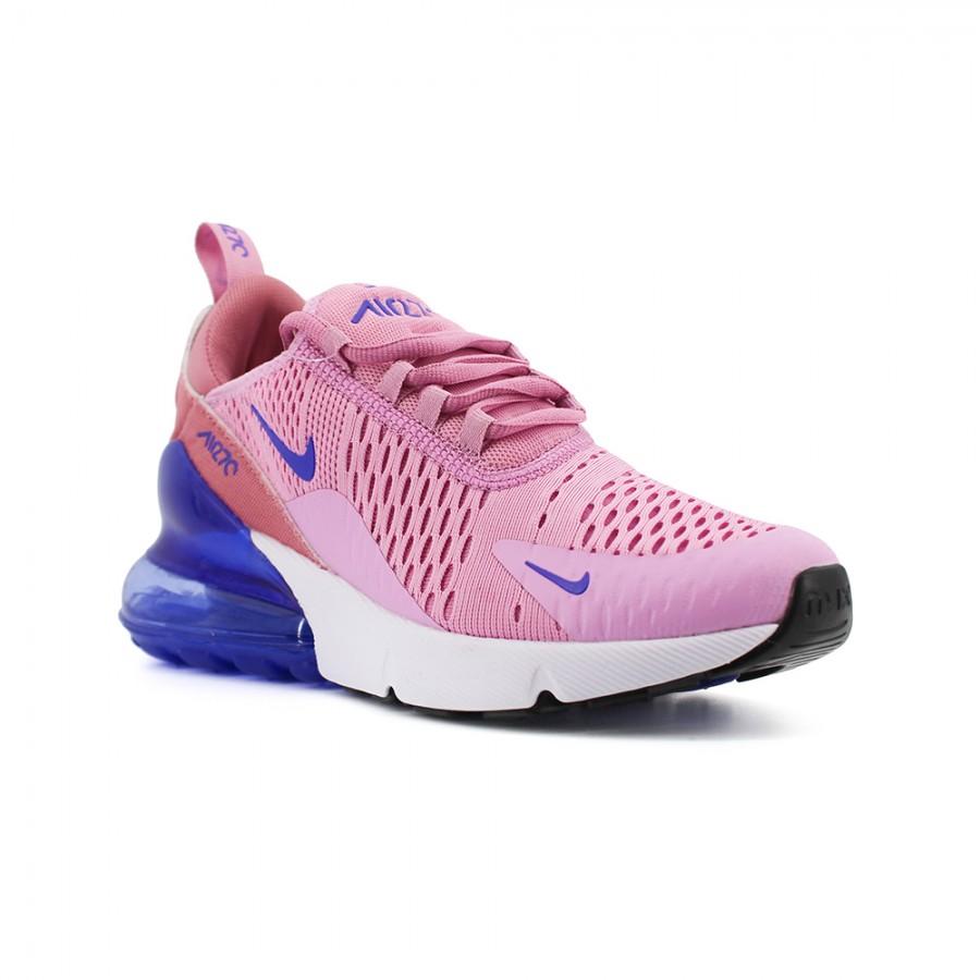 3abdf421 Nike Air Max 270: женские, розовые с синим - купить кроссовки в ...