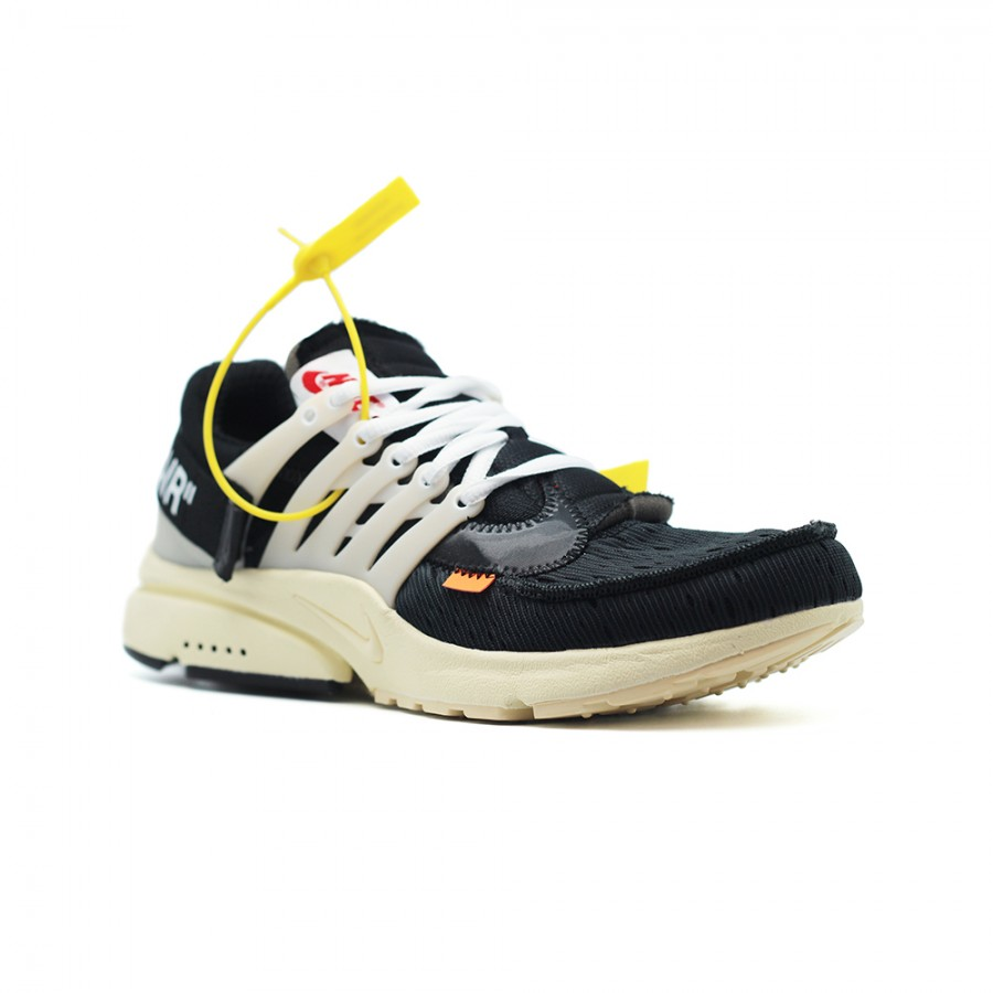 Nike air presto x off white черные