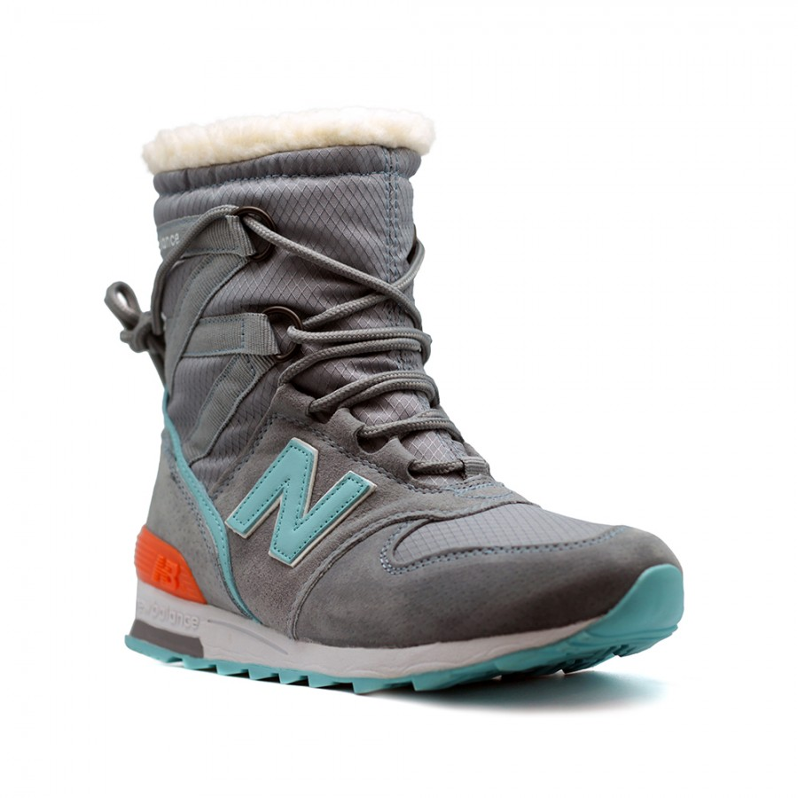NEW BALANCE WINTER BOOTS серые
