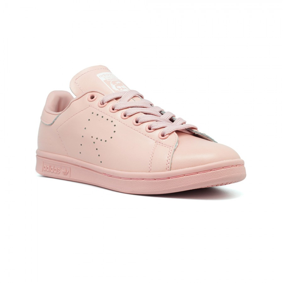 Женские ADIDAS STAN SMITH BY RAF SIMONS розовые